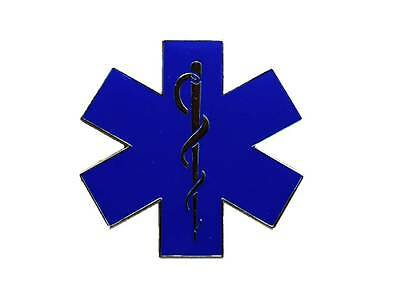 Star Of Life (Fridge) Magnet for Ambulance Paramedic Student St John Medic EMT