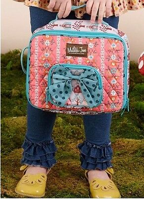 Matilda Jane Once Upon A Time Lesson Plan Lunchbox NWT