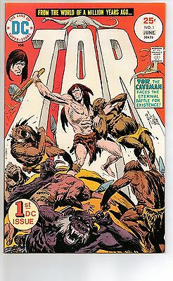 Tor # 1 - VF/NM 9.0 - 1975 Origin