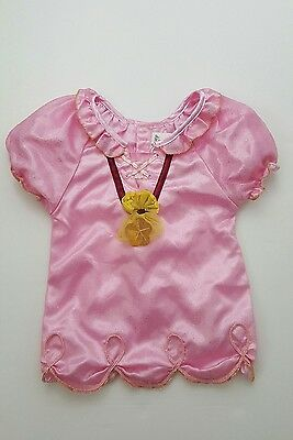 Disney IZZY Jake And The Neverland Pirates Play Costume, Top Only Pink Sz 4 Girl