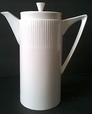 Genuine Ironstone Harmony House Del Mar Tall Coffee/Tea Pot