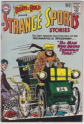 Brave And The Bold #48 VG+ 4.5 Strange Sports Stories!