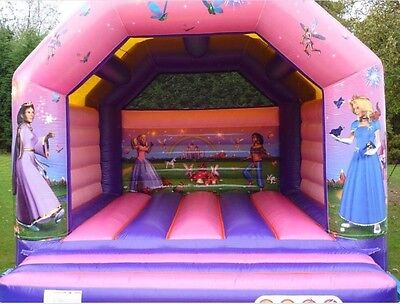 15ft X 18ft Princess Castle