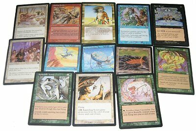 Magic The Gathering Mercadian Masques Card Set (Lot of 13)