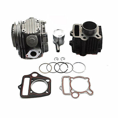 Honda Crf50 Xr50 Z50 Piston Cylinder Head Kit Rebuild Kit