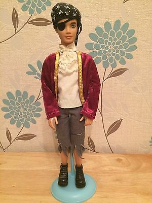 My Scene Masquerade Madness Ellis Rare Pirate Costume Barbie Doll Mattel