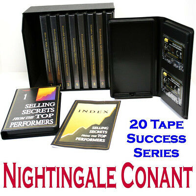 SELLING SECRETS From The TOP PERFORMERS 10 VOL 20 TAPES
