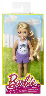 Barbie Chelsea and Friends Bedtime Fun Doll