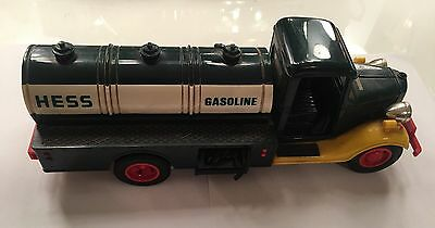 Vintage Collectible 1980 The First Hess Truck Hess Toy Gasoline Tanker Green
