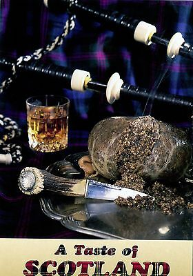 Taste of Scotland : Food: Haggis & Whisky