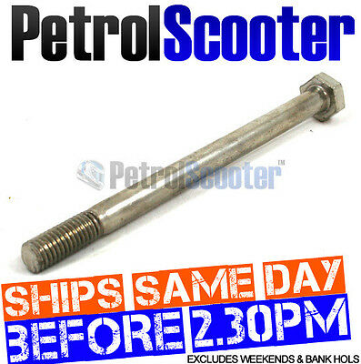Petrol Scooter Mini Moto Midi Pocket Bike AXLE SPINDLE 10mm / 150mm Length