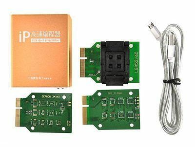 IP-BOX 2 - iPhone / iPad IC Programmer