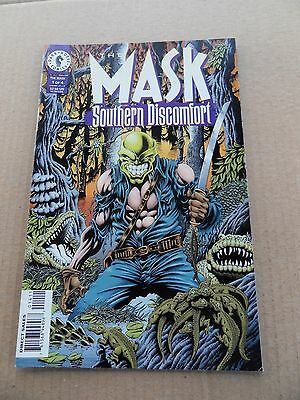 Mask , the  : Southern Discomfort 1 of 4. Dark Horse 1996 - VF - minus