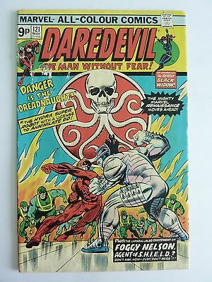 Marvel - Daredevil May 1975 No. 121