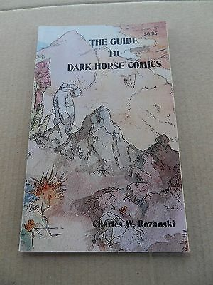 The Guide of Dark Horse Comics .Golden MPP - 1996 - FN +