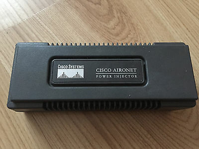 Cisco AIR-PWRINJ3 1-Ports Network adapter