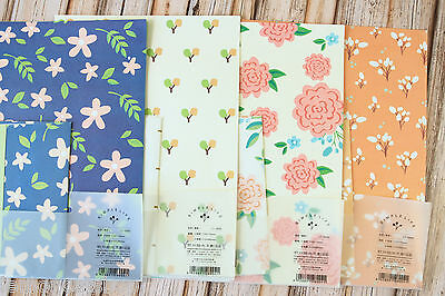 Simple Life stationery cute pretty floral writing love letter paper & envelopes