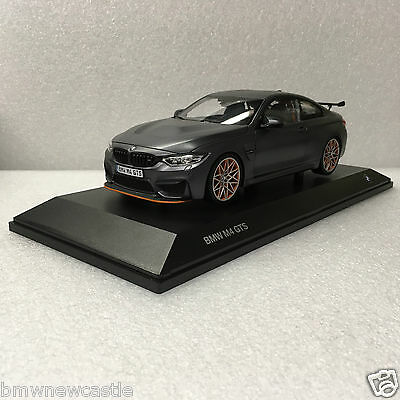 BMW Genuine M4 GTS    diecast model 1:18 scale