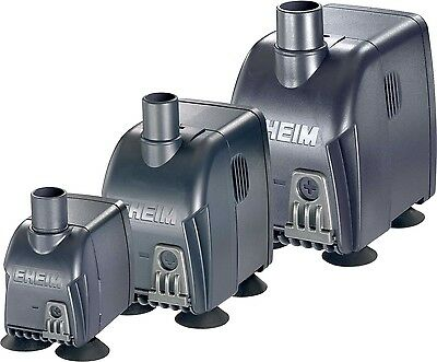 Eheim Compact Pumps. Fish Tank Water Flow Pump 300,600,1000,2000+,3000+,5000+