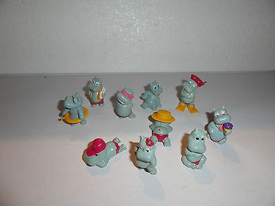 SATZ - Die Happy Hippos 1988  -100 % Originale