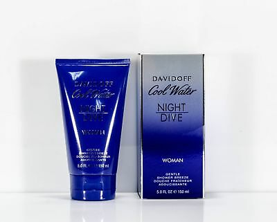 Davidoff Cool Water Woman Night Dive Duschgel 150 ml NEU OVP