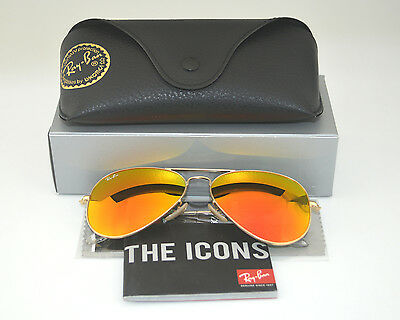 ray ban unisex rb3025 58mm sunglasses  NEW Ray Ban Aviator SUNGLASSES RB 3025 001/4B GOLD frame PINK Lens ...