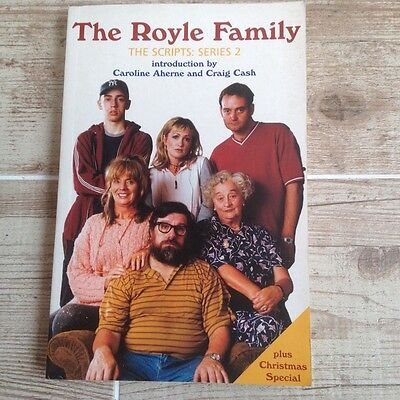 2000 Book, The Royal Family, The Scripts,series 2,paperback