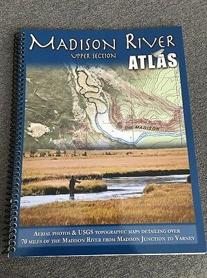 Upper Madison River Atlas - Map Book