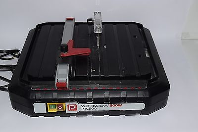 Performace Pro Wet Tile saw (240V) PTC500 500w