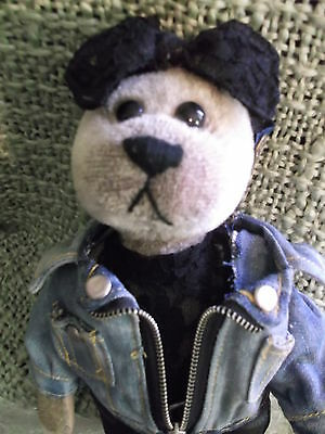 "ROXY Pickford Bears 12"" 1999 from the 20th Century Collection Brass Button Bear"