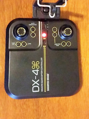 Sharper Image Dx 4 Video Drone Remote Controller 4000 Picclick