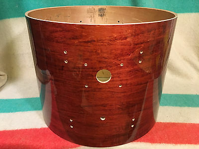 "GRETSCH Catalina Club Jazz Bass Drum Shell Cherry Lacquer 14x18 Bop Size 18"" 00s"
