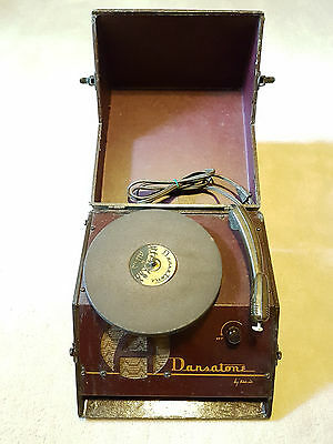 Rare Vintage Addison Dansatone B11 78rpm record player 1946/1947 *READ*