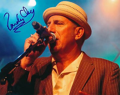 Randy Chortkoff signed 10x8 color photo