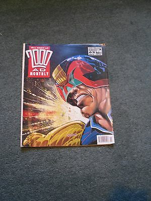 2000 AD monthly no 65 (1990)
