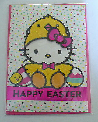 Papyrus Hello Kitty Easter Card Greeting Card