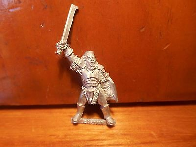 Urukhai Captain RARE OOP lotr sbg games workshop lord of the rings Hobbit