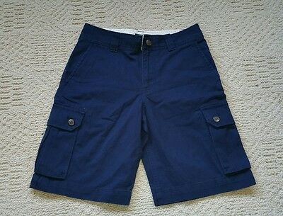 Boy's Ralph Lauren Navy Blue Shorts, Size 12