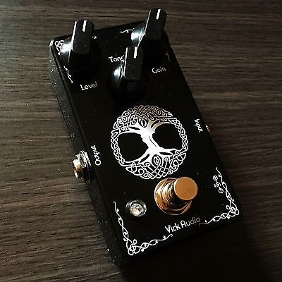 Vick Audio Tree Of Life Overdrive Guitar Pedal