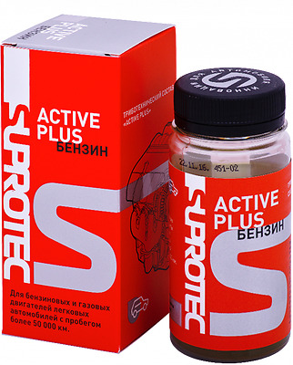 """Suprotec. Tribotechnical Composition Of The """"active Plus"""" (Active Plus Petrol)"""