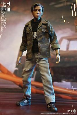 CGLTOYS Teenager Connor Terminator 2 1/6th Figure Model Young John Doll Toy