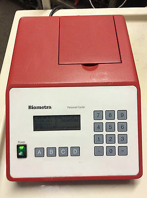 Biometra Personal-Cycler Thermocycler Thermoblock Thermal Cycler
