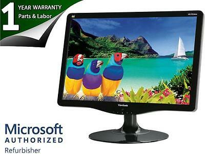 "Viewsonic VA1932wm 19"" Widescreen LCD 1440 x 900 Monitor - Grade B"