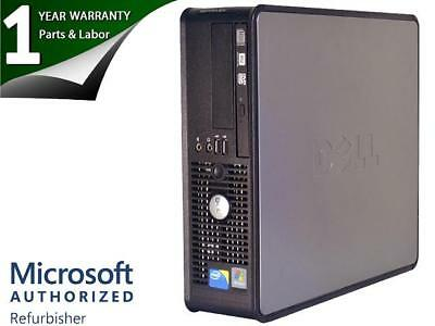 Dell OptiPlex 780 Small Form Factor Desktop PC Intel Core 2 Duo E7400 (2.80 GHz)