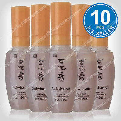 Sulwhasoo First Care Activating Serum (8ml x 10pcs= 80ml) FREE SHIP USA