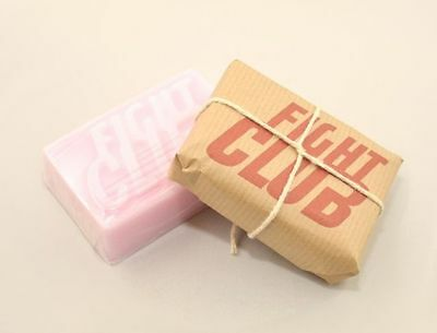 FIGHT CLUB SOAP -Bar, Movie, Replica, Scented, Usable