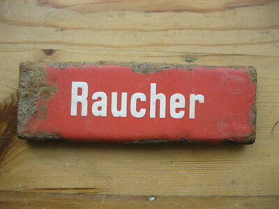 WW2 WWII German Wehrmacht plate for smokers.