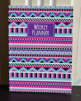 Weekly food diary/tracker meal planner,syns slimming world,weight watchers 60wks