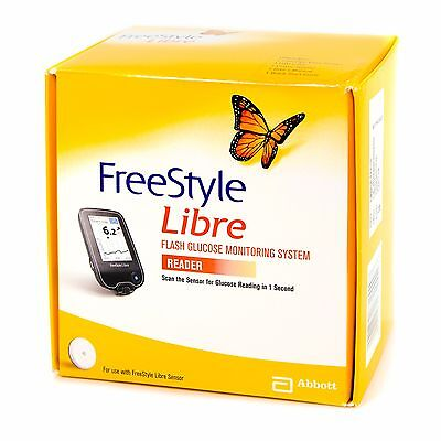 abbot freestyle libre glucose monitoring reader