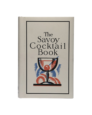 The Savoy Cocktail Book [Hardcover]